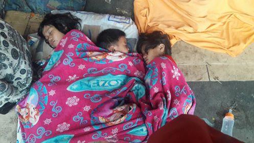 kids sleeping philippines